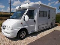 Autocruise Pioneer Renoir 06 2 Berth Motorhome Beautiful Throughout Many Extras