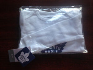 NEW Baby Onesies TORONTO MAPLE LEAFS Long Sleeves High Quality