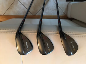 Miura CB-501 Forged Irons, One of a Kind 4iron to 60 degree wedg