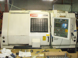 YANG ML25A CNC LATHE FOR SALE
