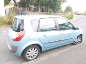 Open to offers Renault scenic for sale motd till October