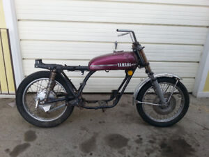 1974 Yamaha RD350A parts/project bike for sale