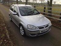 2005 Vauxhall Corsa 1.2i 16v SXi 5 Door - LONG MOT -