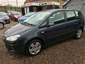 Ford C-MAX 1.6 16v 100 STYLE LOCALLY OWNED FSH GREAT VALUE