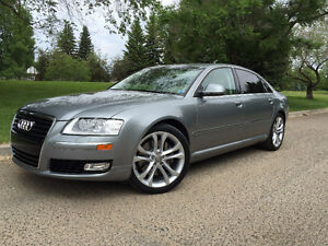 2010 Audi A8L like new long wheelbase model