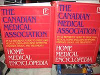 2 VOLUME MEDICAL ENCYLOPEDIA-REDUCED