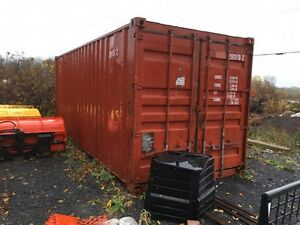 Shipping container Cornwall Ontario image 1