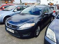 2007 Ford Mondeo 1.8 TDCi Edge 5dr (6 speed)