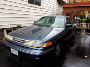 1996 Crown Victoria car for sale