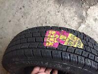 Michelin winter tyre New 155 70 12 r12