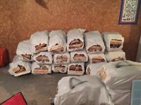 XXXL bags o birch firewood 95lbs for $35 or 3 for $100