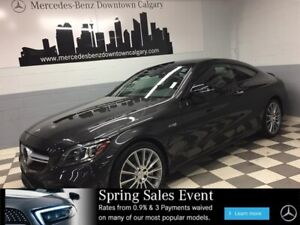 2019 Mercedes Benz C43 AMG 4MATIC Coupe