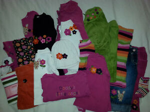 21 pcs GYMBOREE GIRL FALL CLOTHING 6-18m VETEMENTS FILLE AUTOMNE Gatineau Ottawa / Gatineau Area image 1