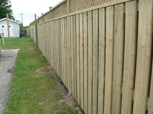 Fence Installs and Repairs London Ontario image 4