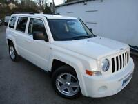 2010 JEEP PATRIOT SPORT PLUS 4X4 PETROL