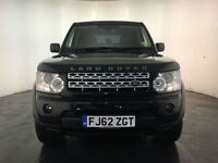 2012 62 LAND ROVER DISCOVERY XS SDV6 AUTOMATIC 7 SEATER SERVICE HISTORY FINANCE