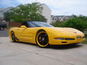 94-01 CHEVROLET CORVETTE PARTS *RESEVOIR*