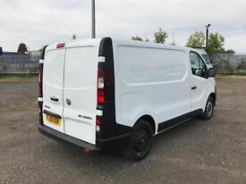 Vauxhall Vivaro 2700 1.6Cdti Biturbo 120Ps Ecoflex H1 Van DIESEL MANUAL (2015)
