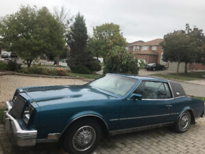 1981 Buick Riviera for Sale!!!