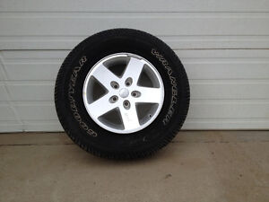 """17"""" Jeep Wheels and tires"""