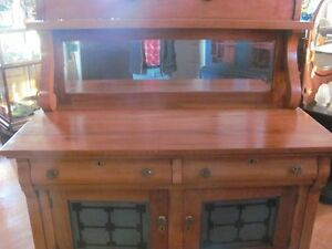 New Price Buffet 2 Rounded Drawers Kitchener / Waterloo Kitchener Area image 2