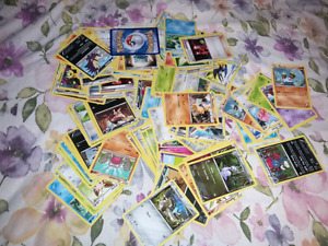 For sale pokemon cards bundle.