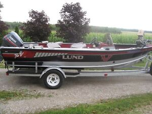 Used 1994 Lund Boat Co pro v