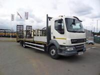 16 TON 2012(12) DAF TRUCKS FA LF55.210 4X2 BEAVERTAIL PLANT RECOVERY TRUCK