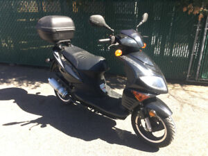 scooter 50 CC 2009
