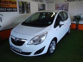 Vauxhall/Opel Meriva 1.7CDTi 16v ( 100ps ) auto 2011MY Exclusiv