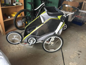 Cougar 2 Chariot Stroller