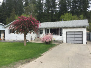 Beautiful house for sale in Quesnel