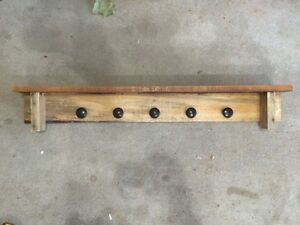 Rustic Coat Hook - Reclaimed Wood  London Ontario image 1