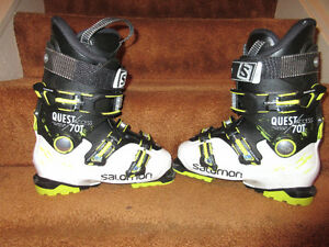 Youth Salomon Quest Access 70T Ski Boots