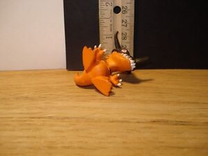 "Digimon Greymon PVC Figure, 1.5"" tall, 1997 Bandai Kingston Kingston Area image 4"