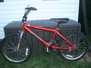 red supercycle model cluch