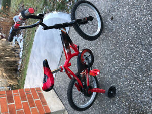 "Boys 16"" Star Wars Kylo Ren Bike"