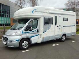 AUTO-TRAIL FRONTIER MOHAWK, 2010, 4 Berth, Fiat 2.3, Fixed Bed, Garage, AIR CON!
