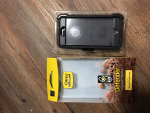 Otter iPhone case with belt clip