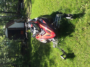 Yamaha apex xtx for sale