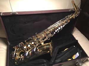 PRICE REDUCED again - ALTO SAXOPHONE new condition