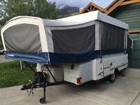 Fleetwood Cheyenne Tent Trailer