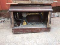 Singer sawing machine