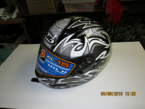 HJC MOTORCYCLE FULL FACE HELMET SIZE xl