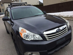 2010 Subaru Outback 2.5 i AWD,  version PZEV.