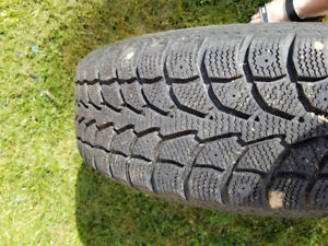 225 60 R17 winter tires and rims