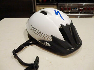 Specialized Sized Small Bike Helmet w/ added Visor accessory