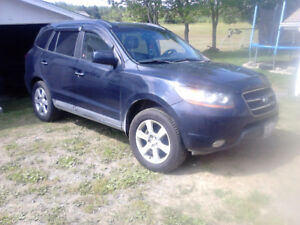 **** 2008 HYUNDAI SANTA FE LIMITED, WILL TRADE ****
