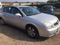 Vauxhall signum 2.2 direct 2004 £395