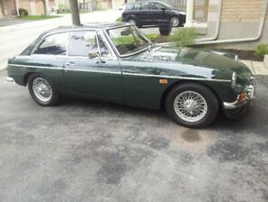 1969 MGB GT For Sale